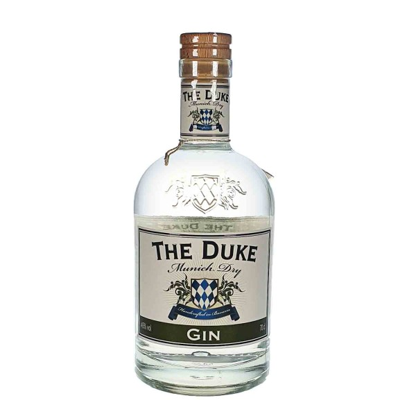 THE DUKE BIO Gin – Munich Dry 70 cl