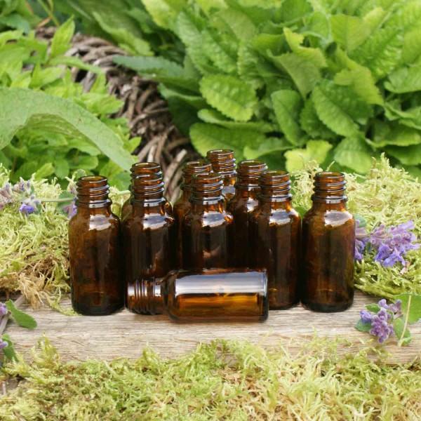 Braunglasflaschen 10 ml (10 Stk.)