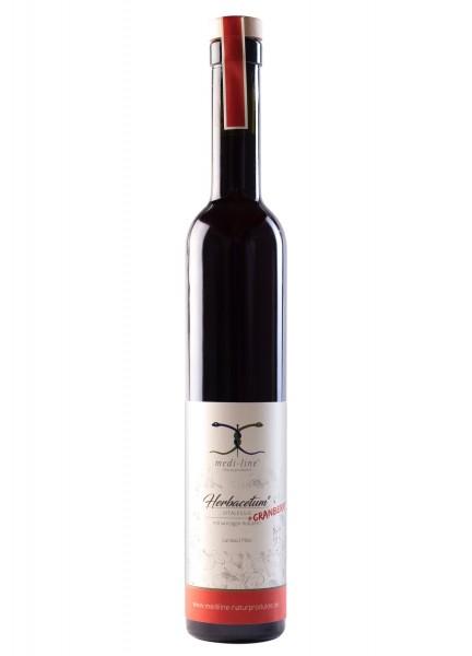Herbacetum Cranberry – Vitalessig 500 ml