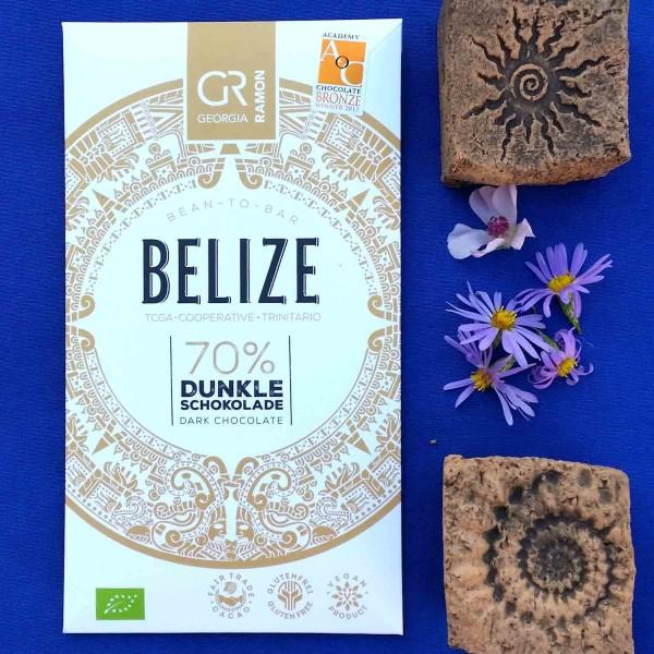 Bio Schokolade Belize 70%