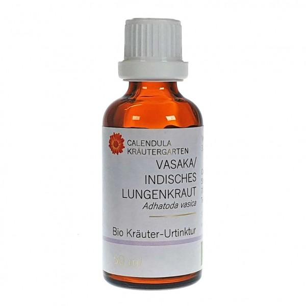 Vasaka / Indisches Lungenkraut Bio-Kräuterelixier Adhatoda vasica