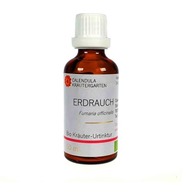 Erdrauch Bio Kräuter-Urtinktur Fumaria officinalis