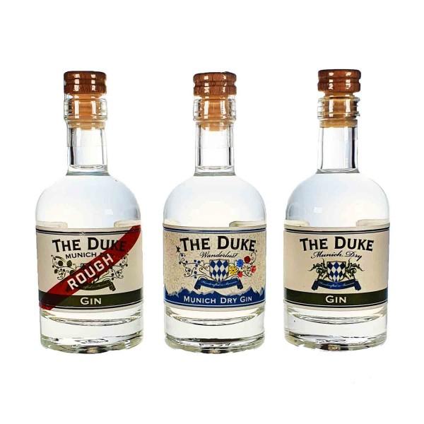 THE DUKE BIO Gin – ProGin Set 3 x 10 cl