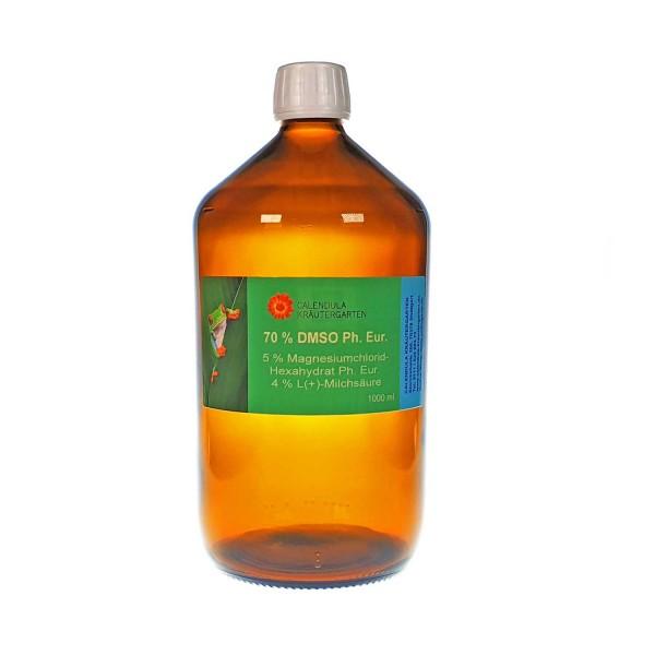 DMSO (Ph. Eur.) 70% mit MgCl und Milchsäure 1 Liter