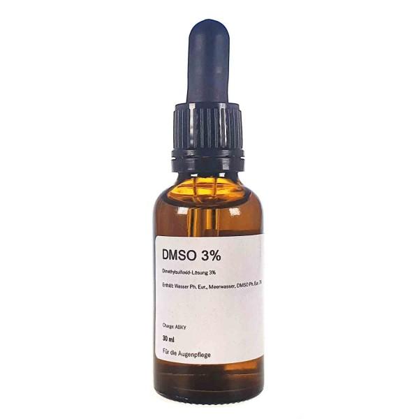 DMSO (Ph. Eur.) 3% in Meerwasser sterilfiltriert mit Pipette 30 ml
