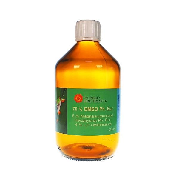 DMSO (Ph. Eur.) 70% mit MgCl und Milchsäure 500ml