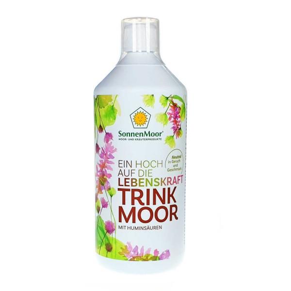 Trinkmoor mit Huminsäuren
