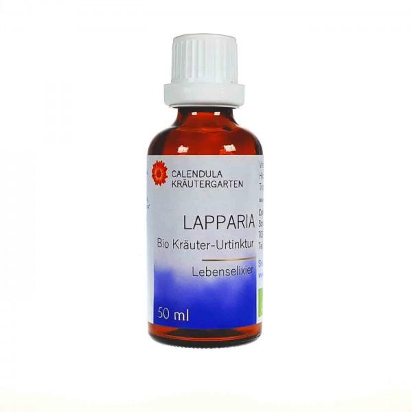 Lapparia Bio Kräuter-Urtinktur - Lebenselixier