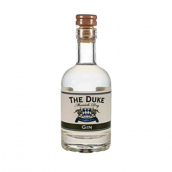THE DUKE BIO Gin – Munich Dry 10 cl