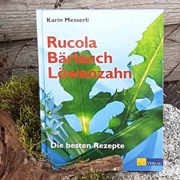 Rucola Bärlauch Löwenzahn