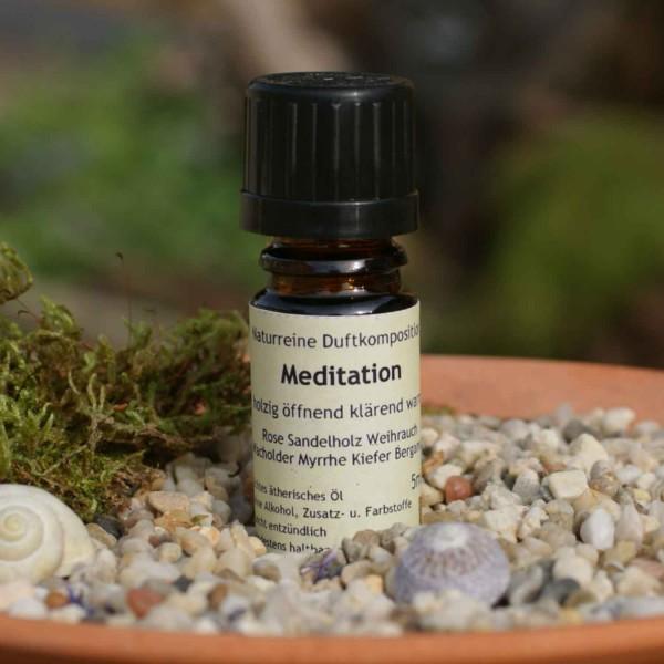 Ätherische Ölmischung Meditation