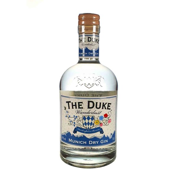 THE DUKE BIO Gin - Wanderlust 70 cl