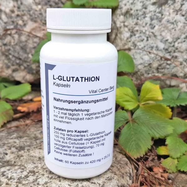 L-Glutathion 60 Kapseln