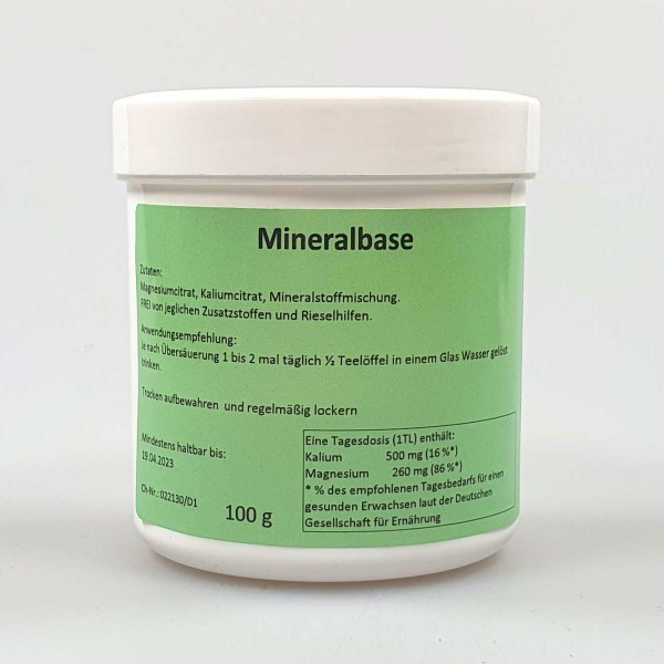 Mineralbase 100 g