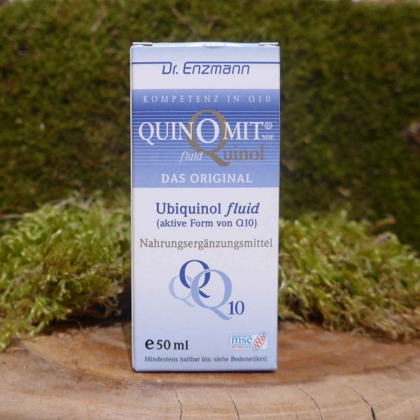 Quinomit Q10 fluid 50ml