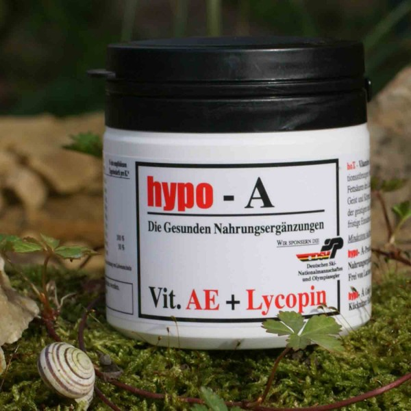 Vitamin AE + Lycopin 100 Kapseln