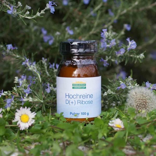Hochreine D(+) Ribose Pulver 100g