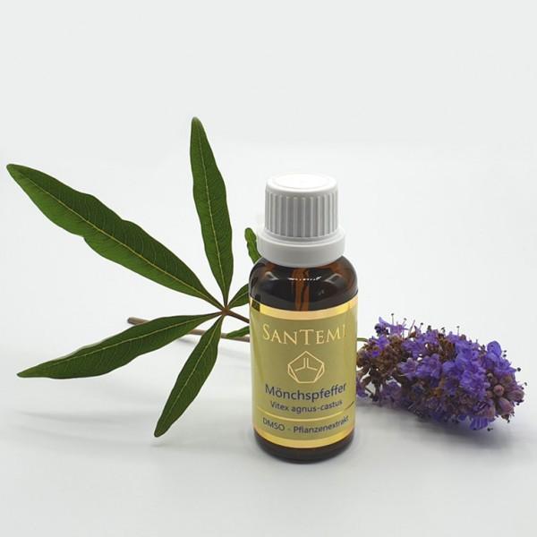 DMSO Pflanzenextrakt Mönchspfeffer - Vitex agnus-castus