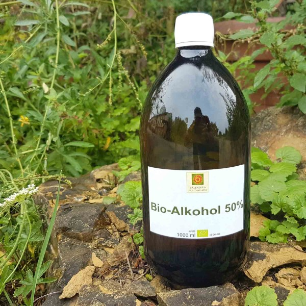 Bio - Alkohol 50%